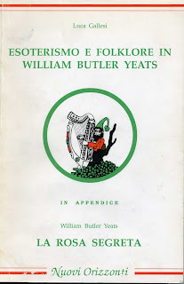 ESOTERISMO E FOLKLORE IN WILLIAM BUTLER YEATS