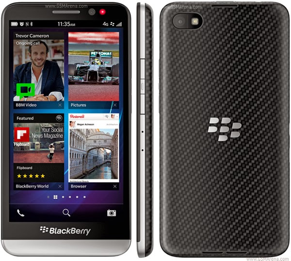 Blackberry Z30, BBz30, Etisalat