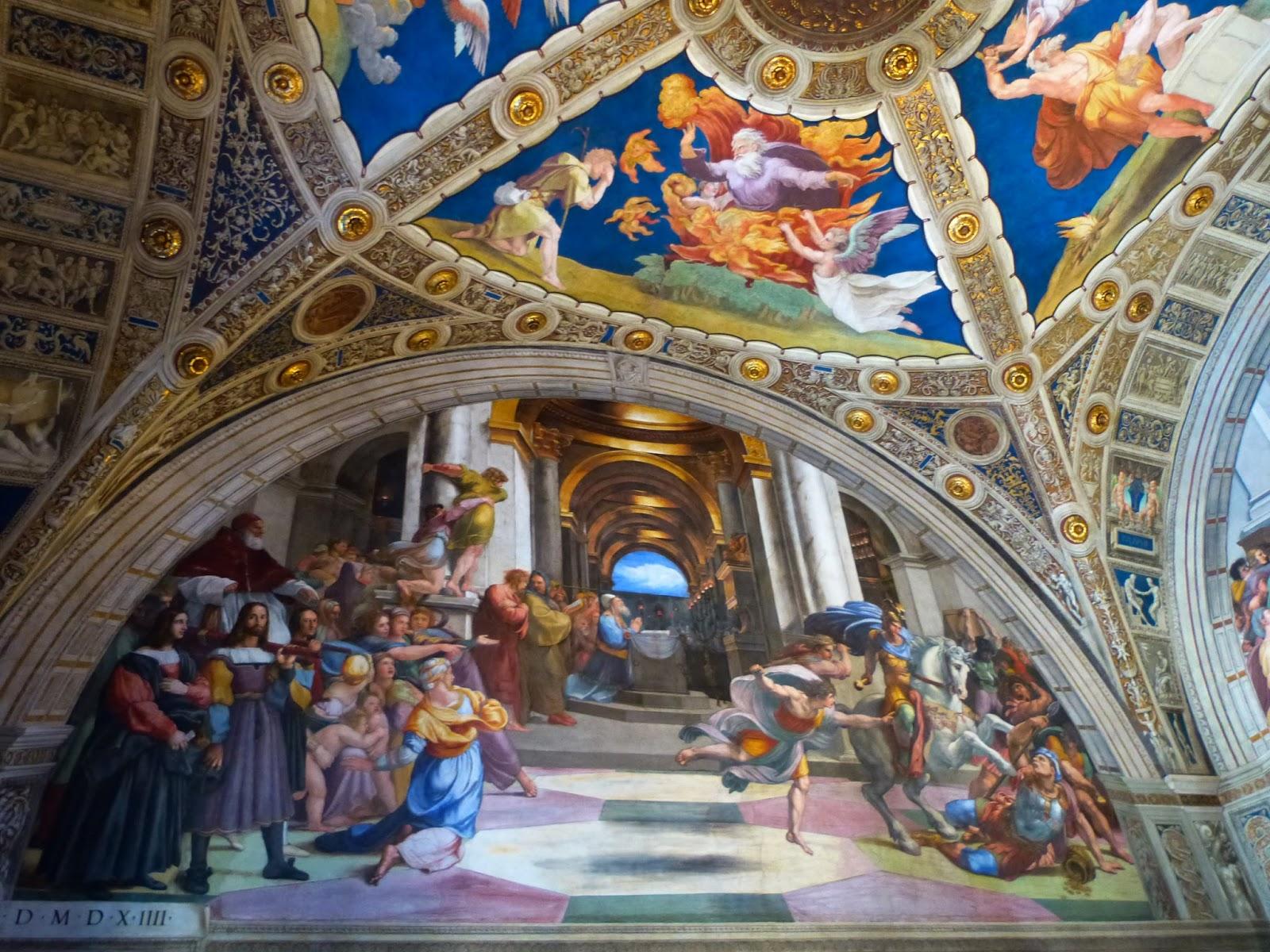 Les arts d 39 alexe les mus es du vatican sans la sixtine for Exterieur chapelle sixtine