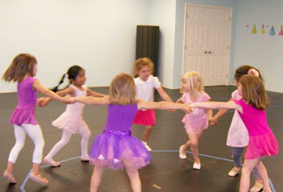 charlotte area ballet classes