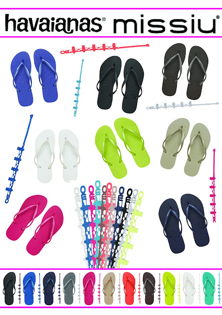 Havaianas Missiu Collaboration Tongs Concours Blog Mode Fashion Eté Summer Emily Fashion And Beauty