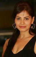 Supriya Shailaja Cute Young Actress in Black Dress at Big FM Must see beauty