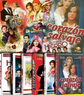 Telenovelas en dvd a la venta en puerto rico parte 2 tvboricuausa