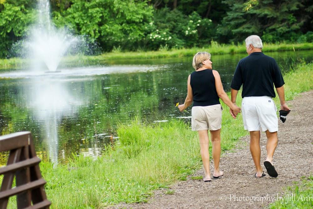 Couple Walking, Parent Love, Marriage