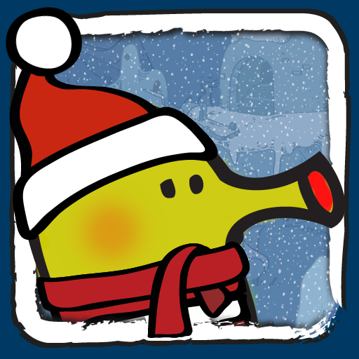 Choco share doodle jump christmas edition for android