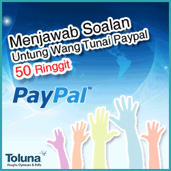 (Malaysia) Answer questions, Win Paypal money!