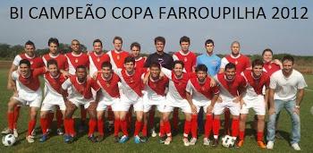 Bi Campeão Copa Farroupilha 2012