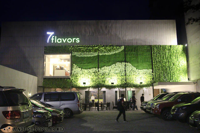 7 Flavors Restaurant in San Juan