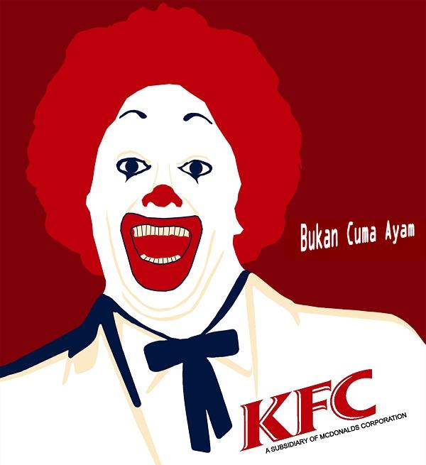 Design Brand Logo KFC