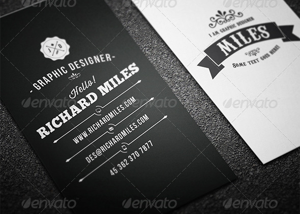 10 top retro business cards print templates top 10 graphics this amazing business card can be used by you in absolutely every area you do not need extensive knowledge of the program to customize it for yourself it solutioingenieria Choice Image