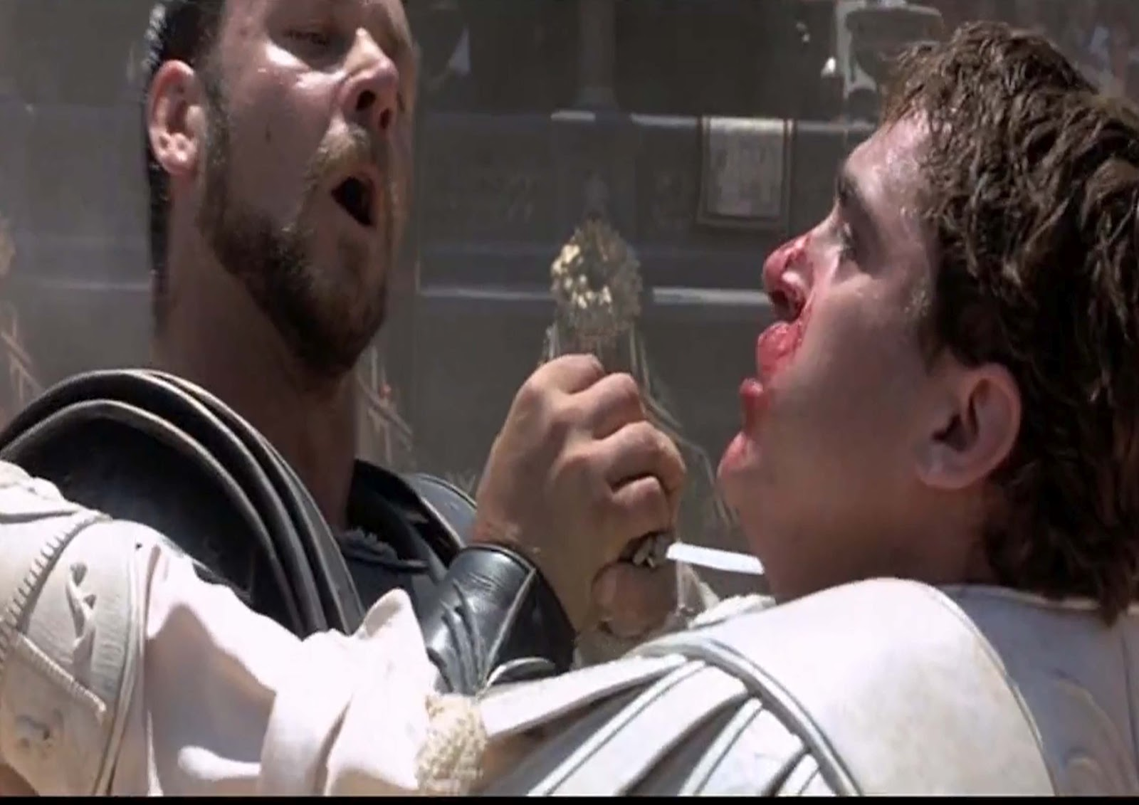 Image result for maximus kills commodus