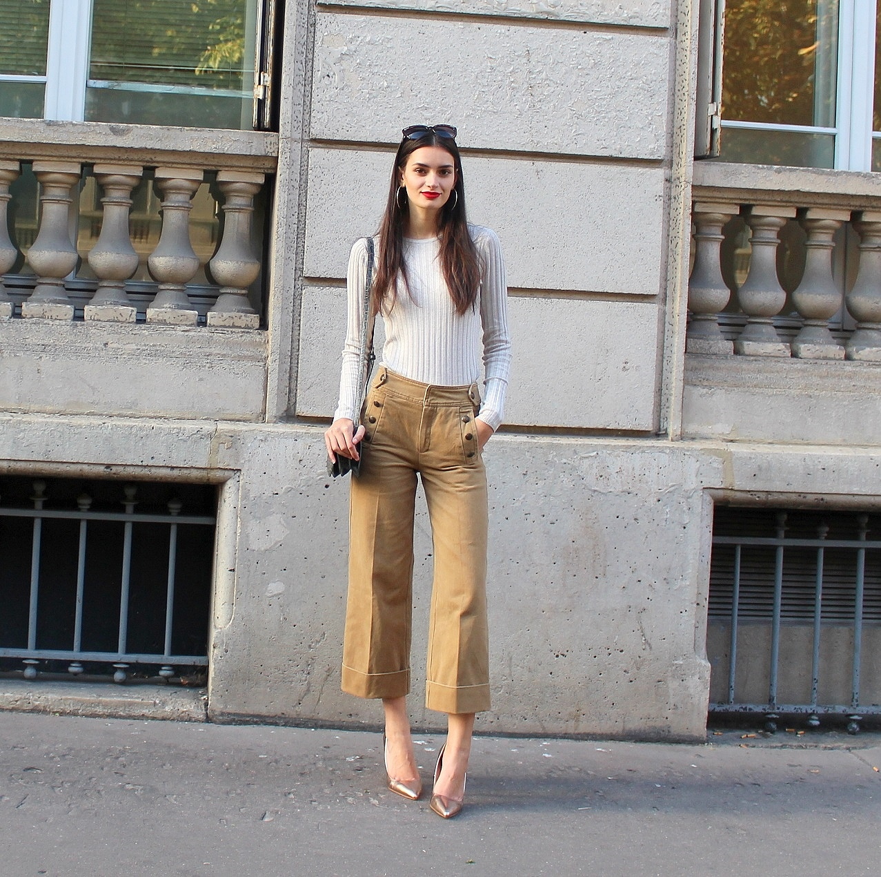 PFW: What I Wore