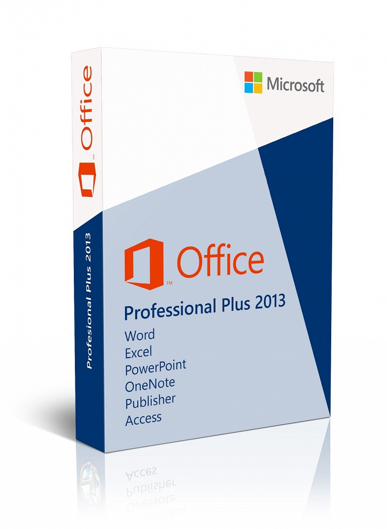 Microsoft Office 2013 Profesional Plus 32/64 bits 1DVD5 FULL