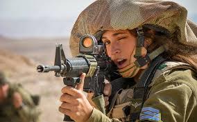 Mulheres cada vez mais presentes na IDF
