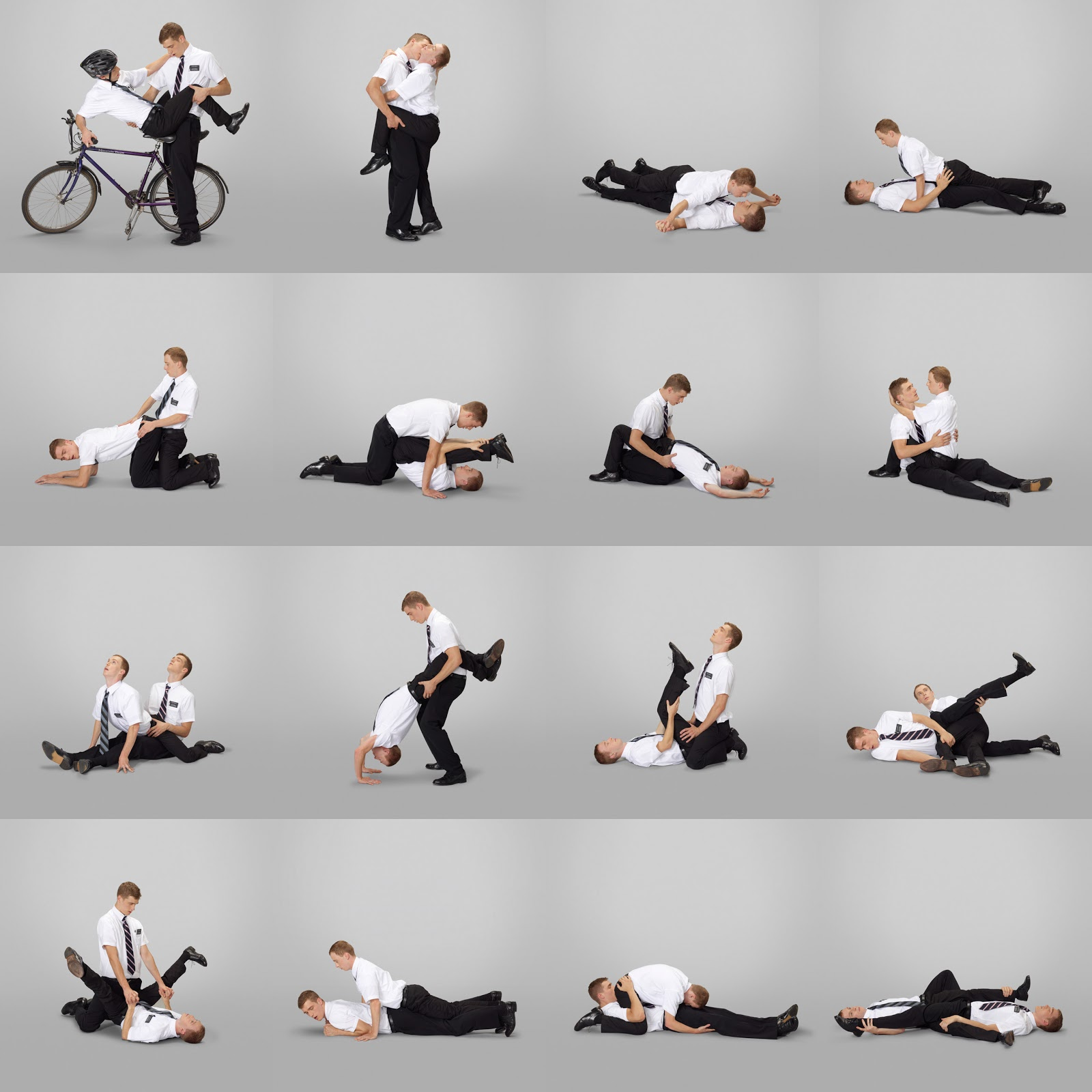 How do you perform the missionary position