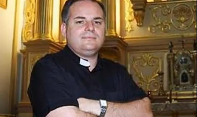 Catholic Priest Caught Having Oral Sex in Forest Behind the Parish