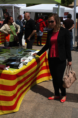 legenda o katalonskiej fladze
