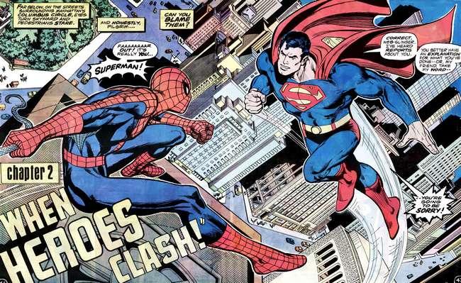 Spiderman se coge a marin de aacuteguila - 2 1