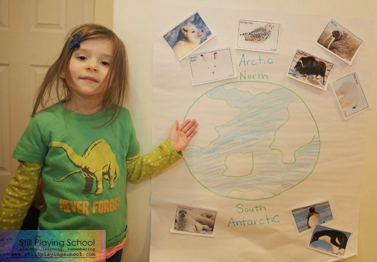 antarctic animals for kids - photo #23