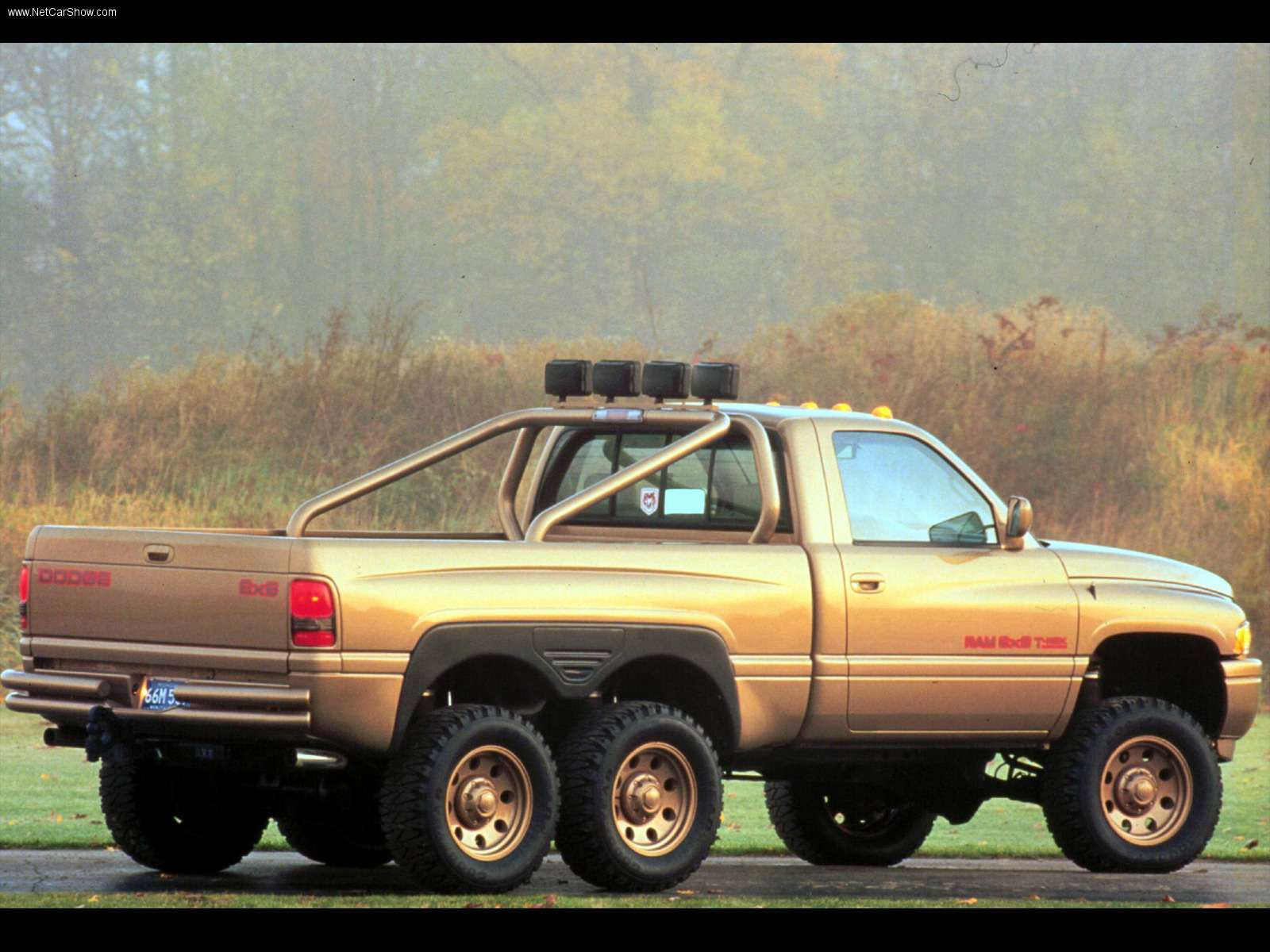 Dodge Ram T Rex Concept X Wallpaper on 1997 Dodge Sport Truck