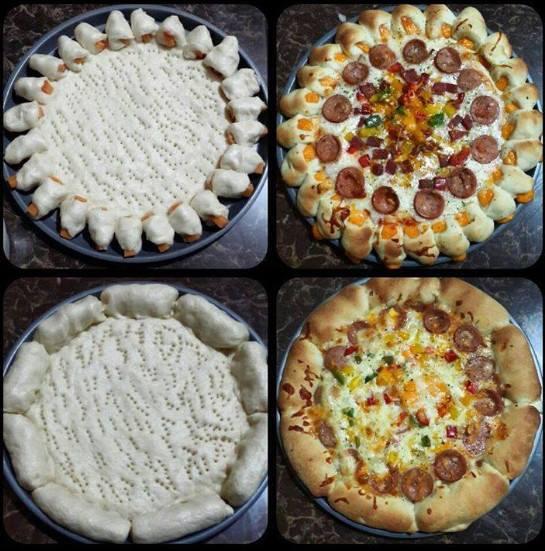 Aneka Resep Pizza Praktis dan Nikmat