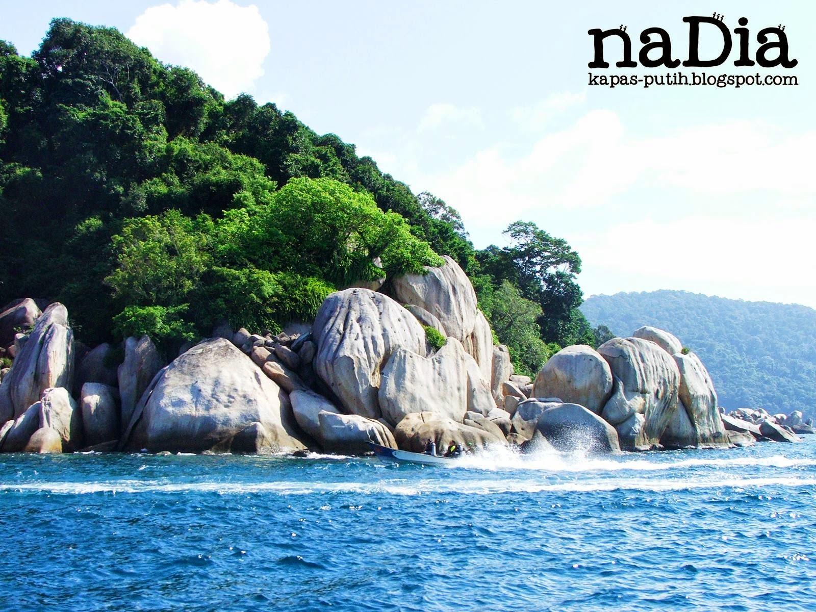 Flora Bay Resort, Pulau Perhentian Besar, Terengganu