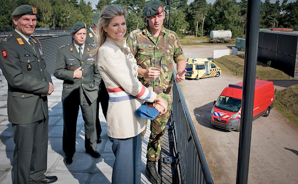 Queen Maxima of The Netherland