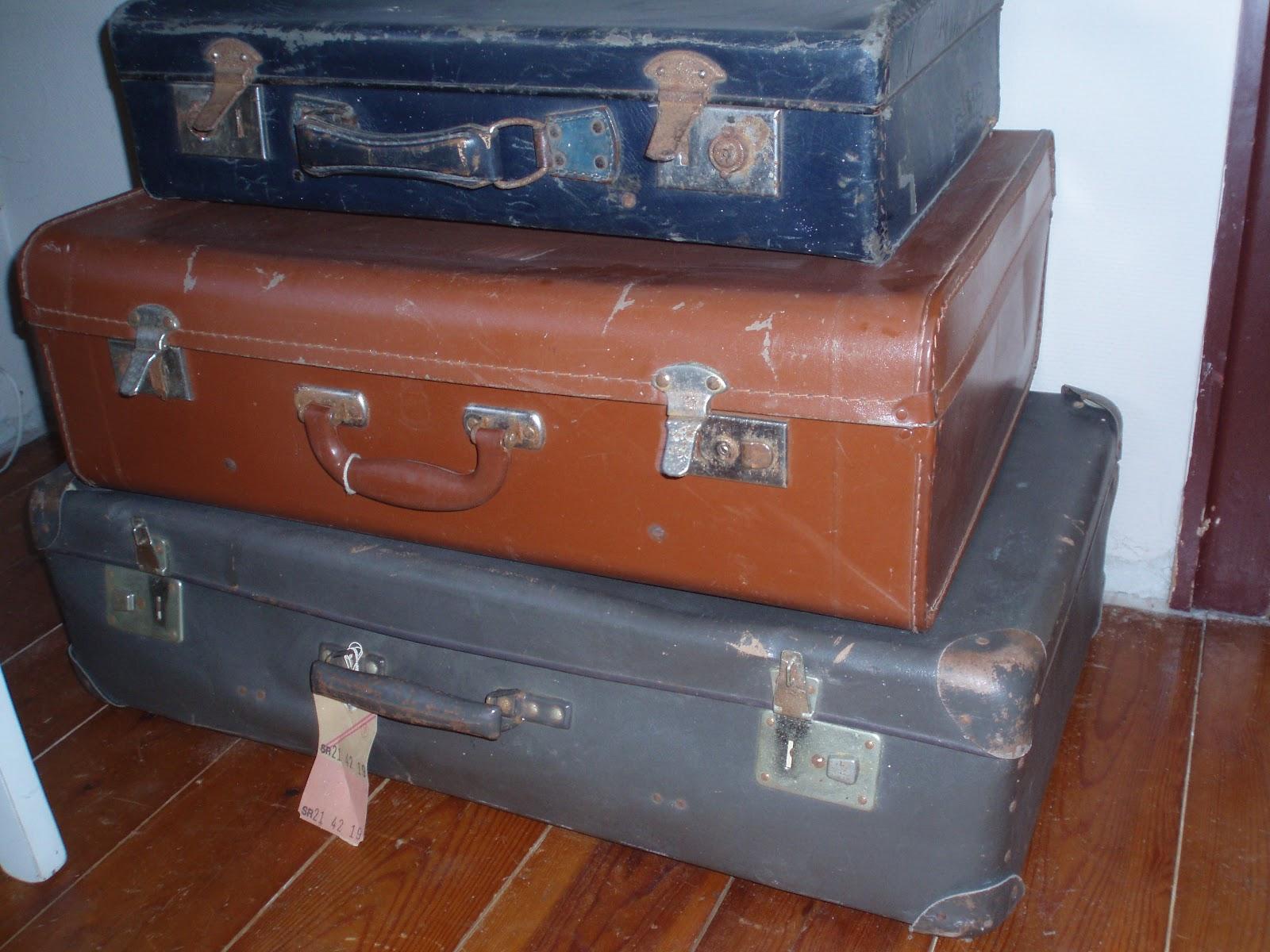 Mejsner nostalgi: Skøn gammel kuffert