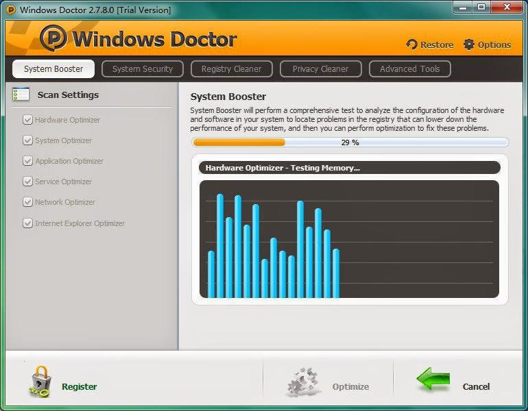 program-windows-doctor-maintenance-accelerate-windows