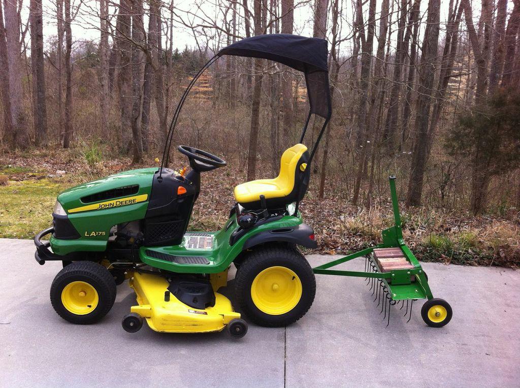 John Deere Lawn Dethatcher Parts : Piedmont synthetic lubricants llc independent amsoil