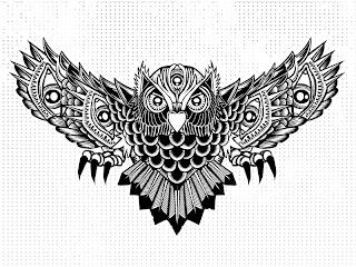 Owl Tattoo Designs