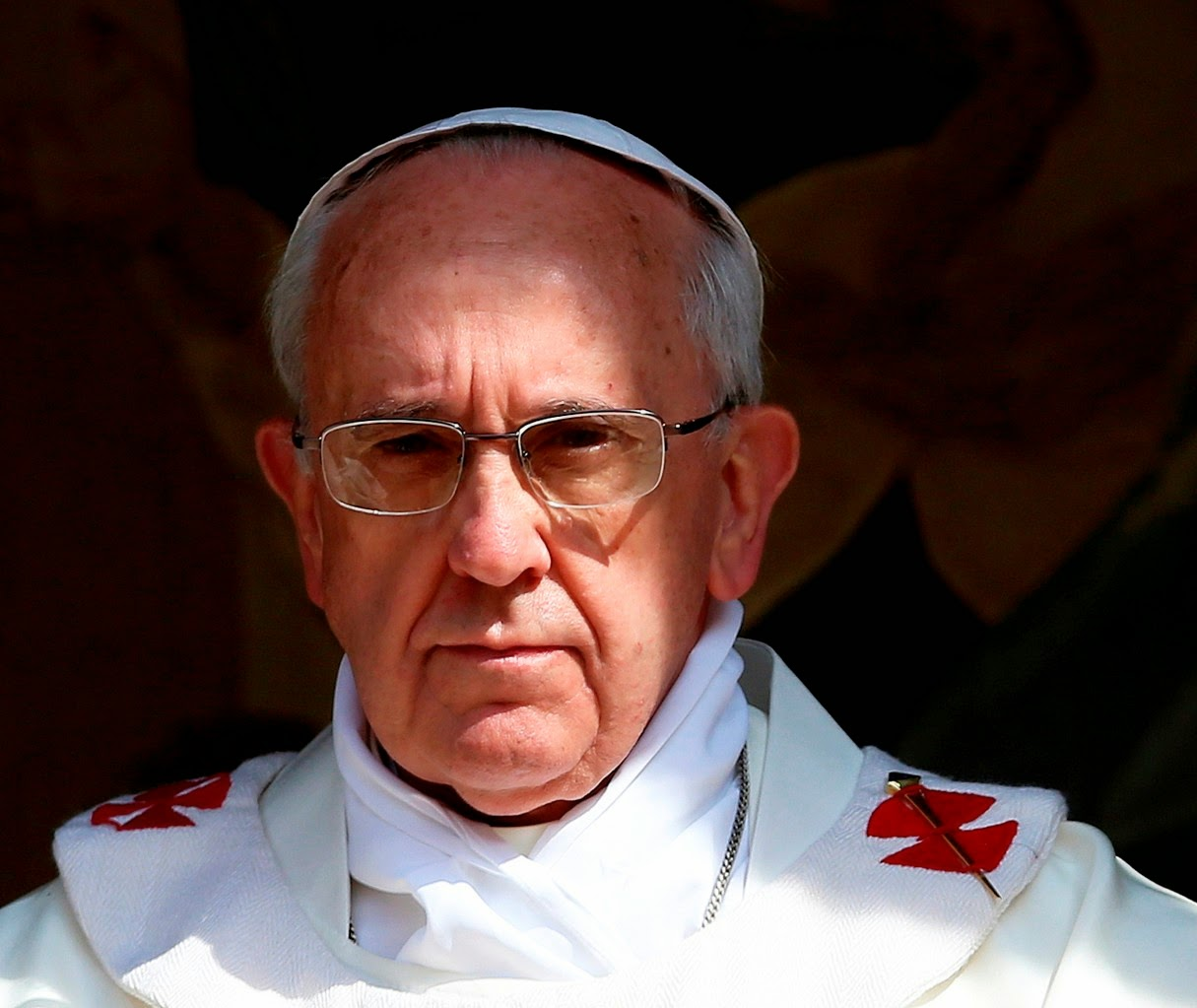 Pope Francis revives the old hard-line, traditional form of  Catholicism