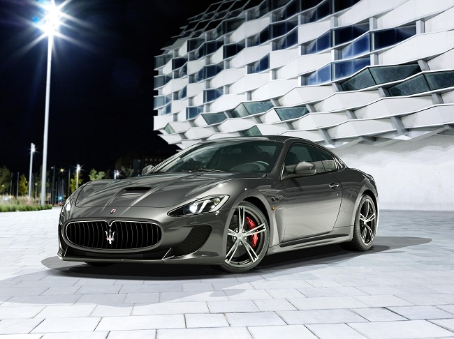 MASERATIs FOUR SEATER GRANTURISMO MC STRADALE MAKES ITS DEBUT IN GENEVA