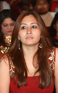 Jwala Gutta Picture Gallery at Chinnadana Nee Kosam Audio Launch 7)