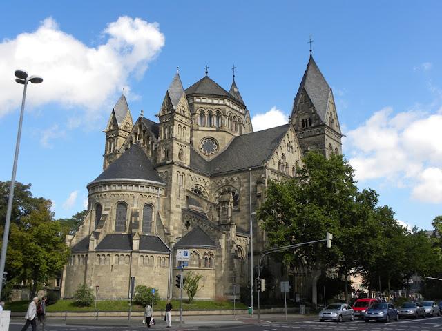 Herz-Jesu Kirche Koblenz