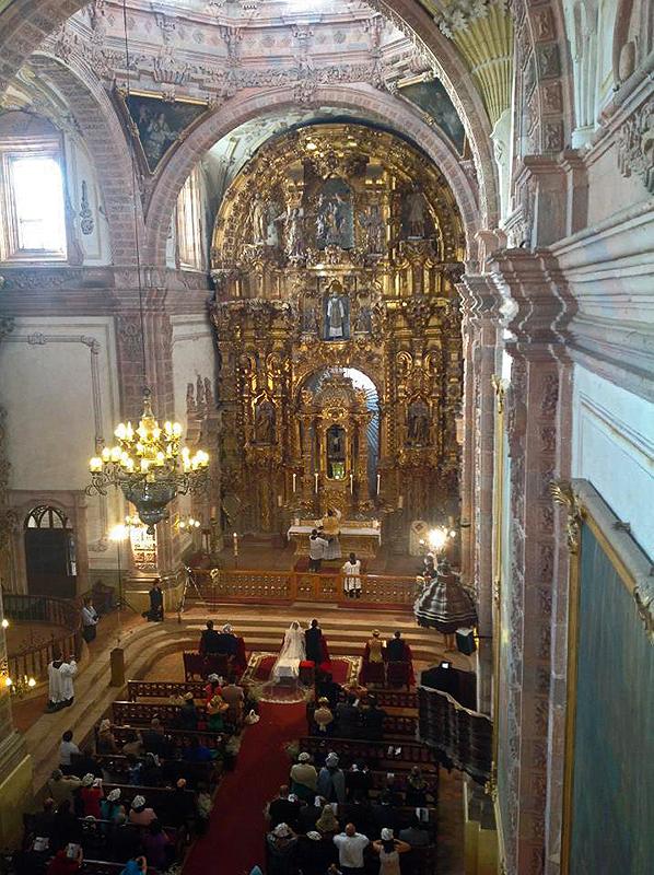 Liturgia Matrimonio Rito Romano : Catholicvs sacramento del matrimonio y santa misa en la