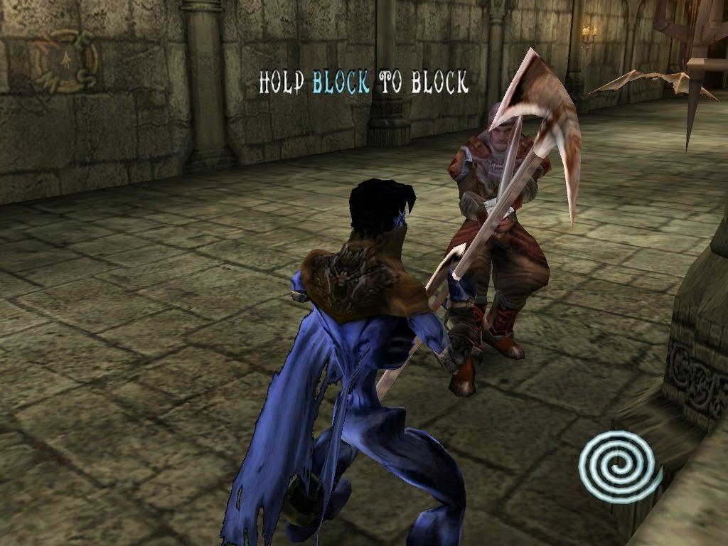 Legacy Of Kain Soul Reaver 2 Game 2