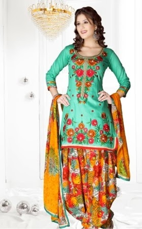 Punjabi Patiala Suits