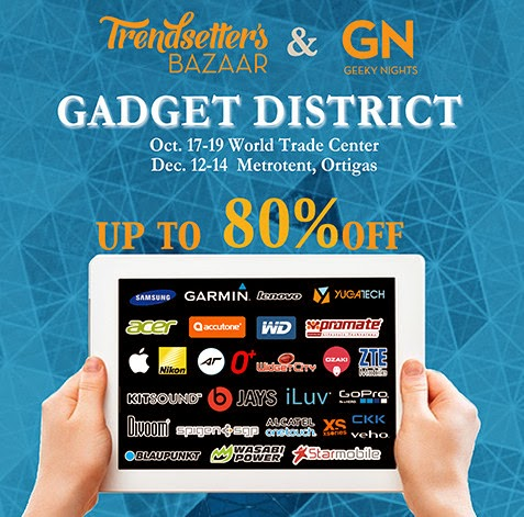 Gadget District Sale, Yugatech