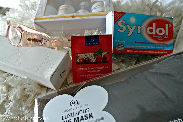 Headaches, Stress Relief, Tension, Syndol