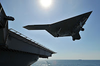X-47B UCAS-D