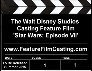 Disney Casting Star Wars: Episode VII