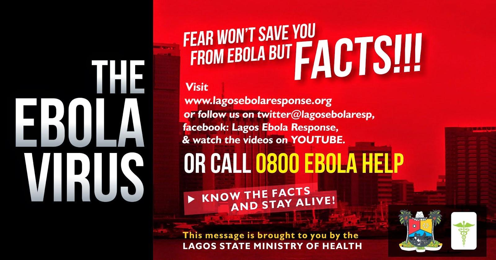 ebola virus disease lagos nigeria