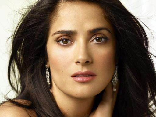 Salma Hayek cute actress in acting world ~ THE BEAUTIFUL UNKNOWN