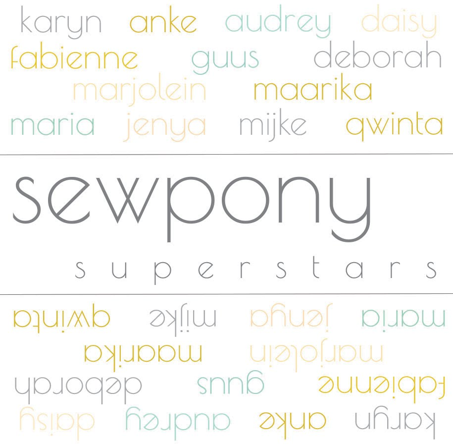 Sewpony Superstars