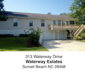 Waterway Estates SB