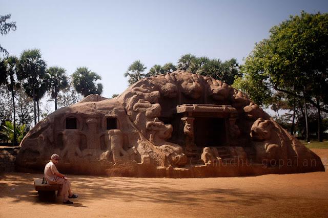Tiger Cave Mahabalipuram