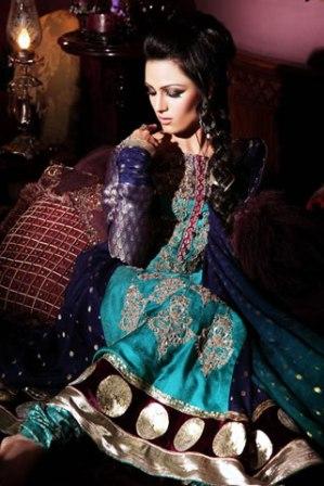 Sea_Green & Blue_Formal_Wear