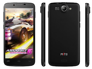 Mito A95, Android QuadCore Khusus Gamer
