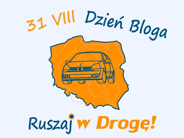 dzień bloga 2012 ruszaj w drogę